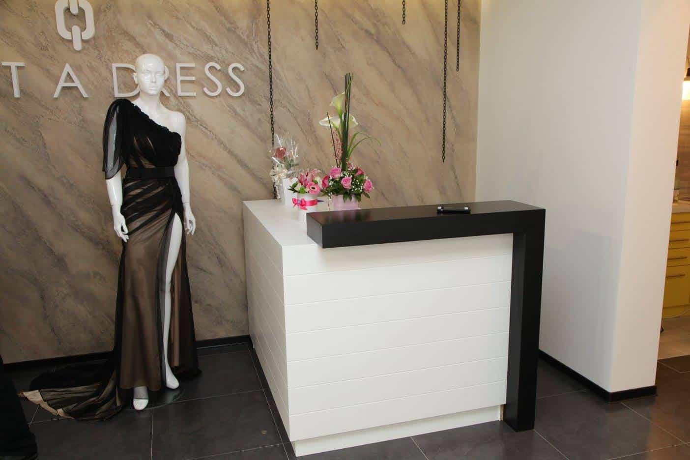 Iznajmljivanje haljina Nis - lokal - Rent A Dress Nis