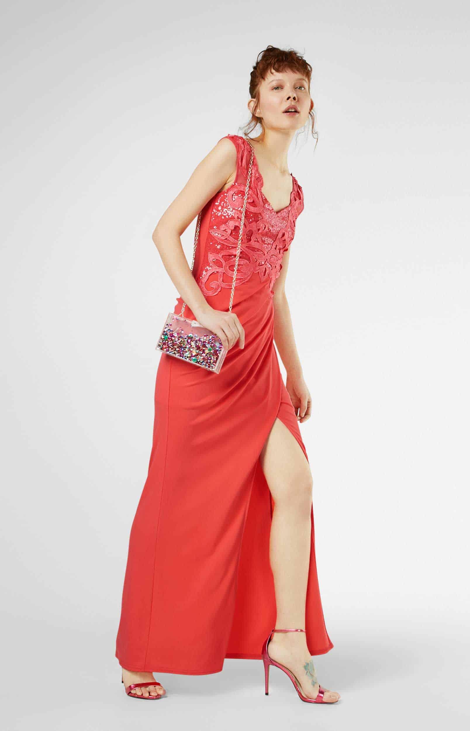 Iznajmljivanje haljina Nis - Coral - Rent A Dress Nis