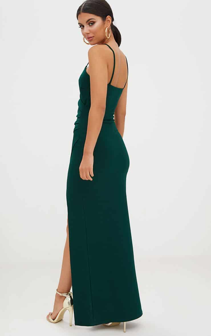 Iznajmljivanje haljina Nis - Emerald Green - Rent A Dress Nis